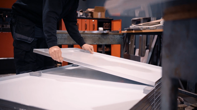 strong composite panels